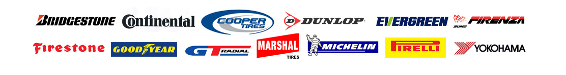 part worn tyres liverpool - costas tyres logos of tyre brands we provide