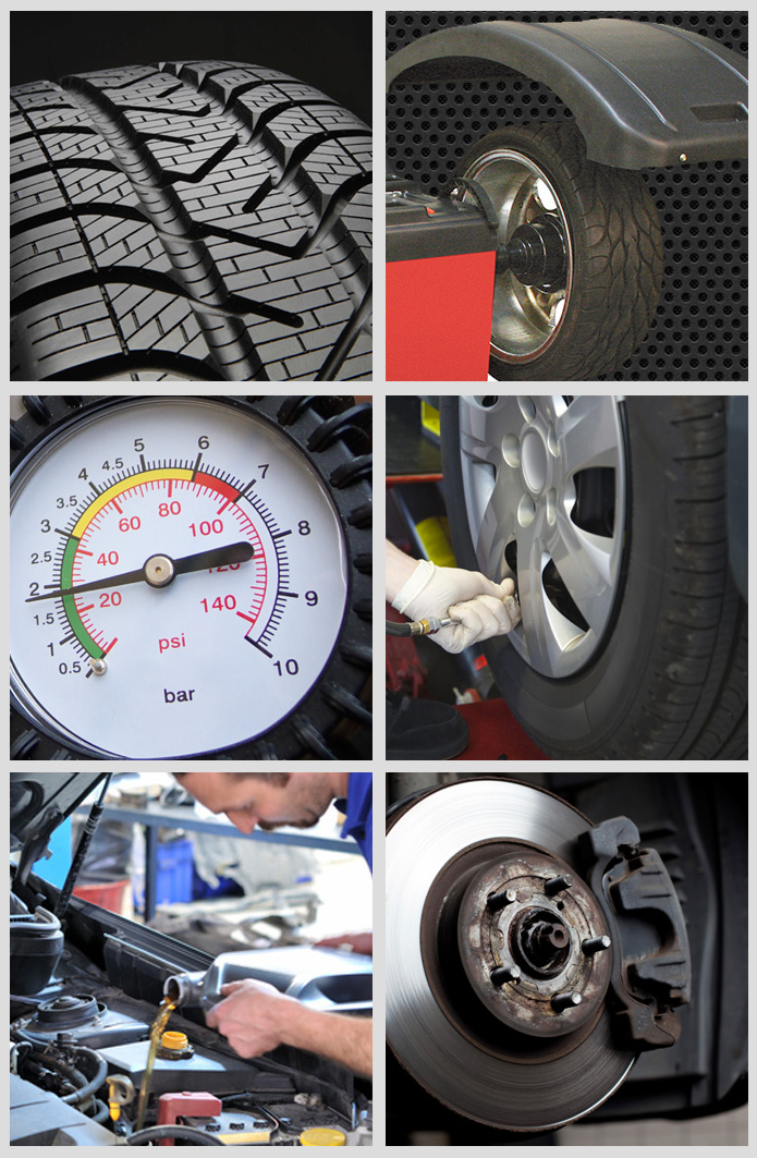 retail and fitting tyres Liverpool